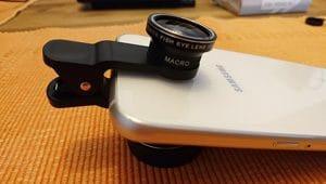 Fotolinse für Handy