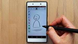 digitaler Stift Test