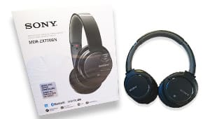 sony mdr zx770bn Noise Cancelling