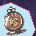Steampunk Taschenuhr