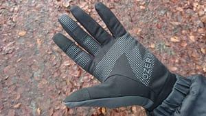 Touchscreen Handschuh Test