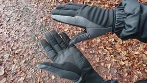 Touchscreen Handschuhe Test