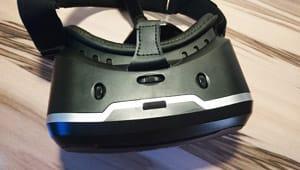 Film für VR Brille einstellen