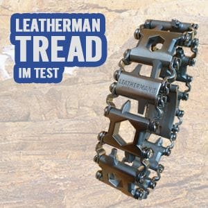 Leatherman Tread Test Video