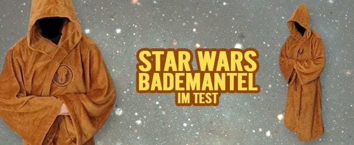 STAR WARS Bademantel