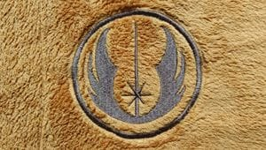 STAR WARS Bademantel Emblem