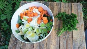 DOpf Gemüse