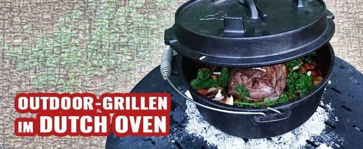 Dutch Topf Dutch Oven