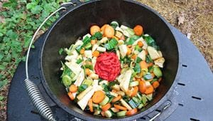 Tomatenmark Dutch Oven