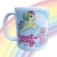 My Little Pony Becher