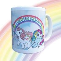 My Little Pony Tasse Seitenansicht
