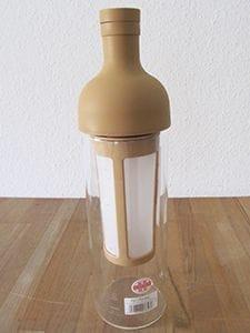 Cold Brew Tea Flasche