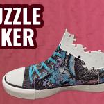 3d Puzzle Schuh