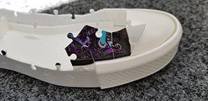 3D Puzzle Schuh Kappe