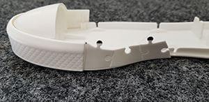 3D Puzzle Schuh zusammenbauen