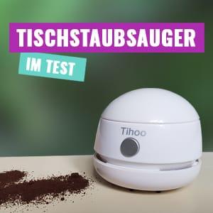 Tischstaubsauger Test