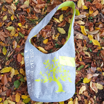 Tasche aus recycelten PET-Flaschen