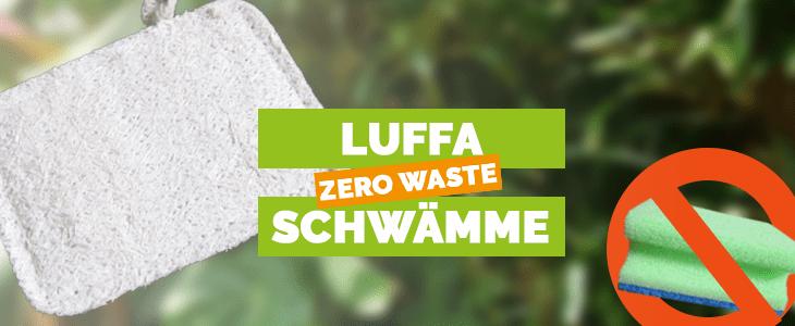 Luffa Spülschwamm